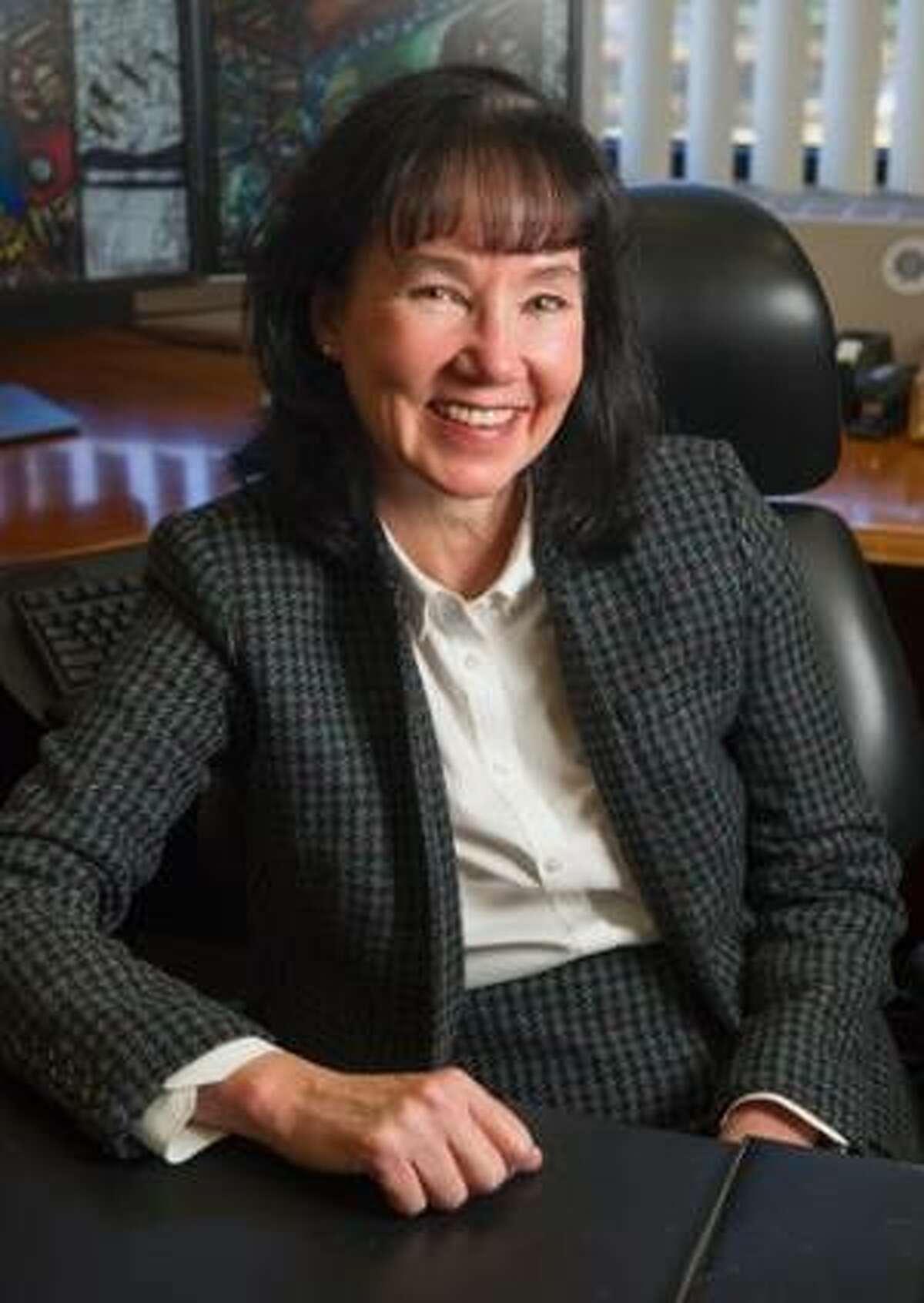 Mary Weishaar, PhD, executive director of international affairs