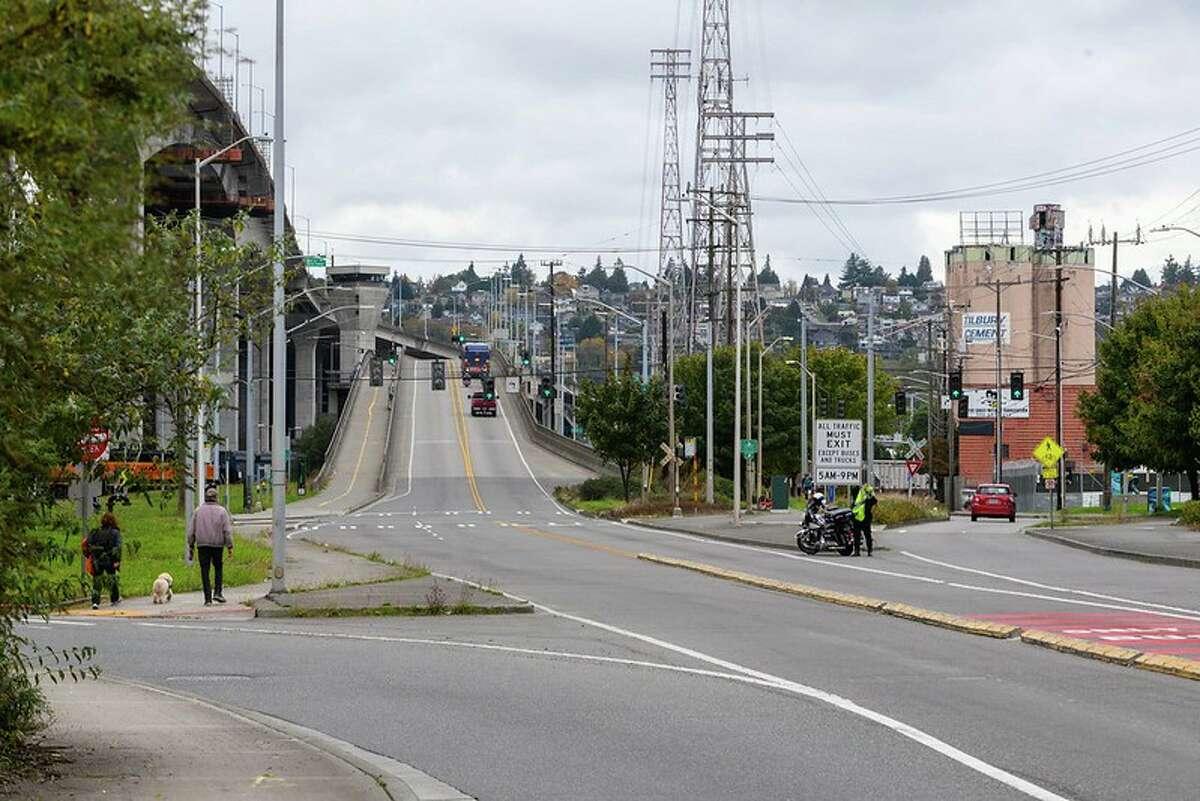 West Seattle Low Bridge