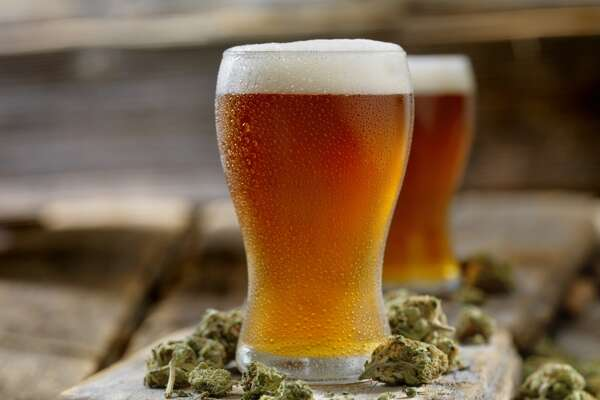 Cannabis and the hops in beer are close cousins in the plant kingdom. What does that mean for incorporating beer into your smoke sesh?