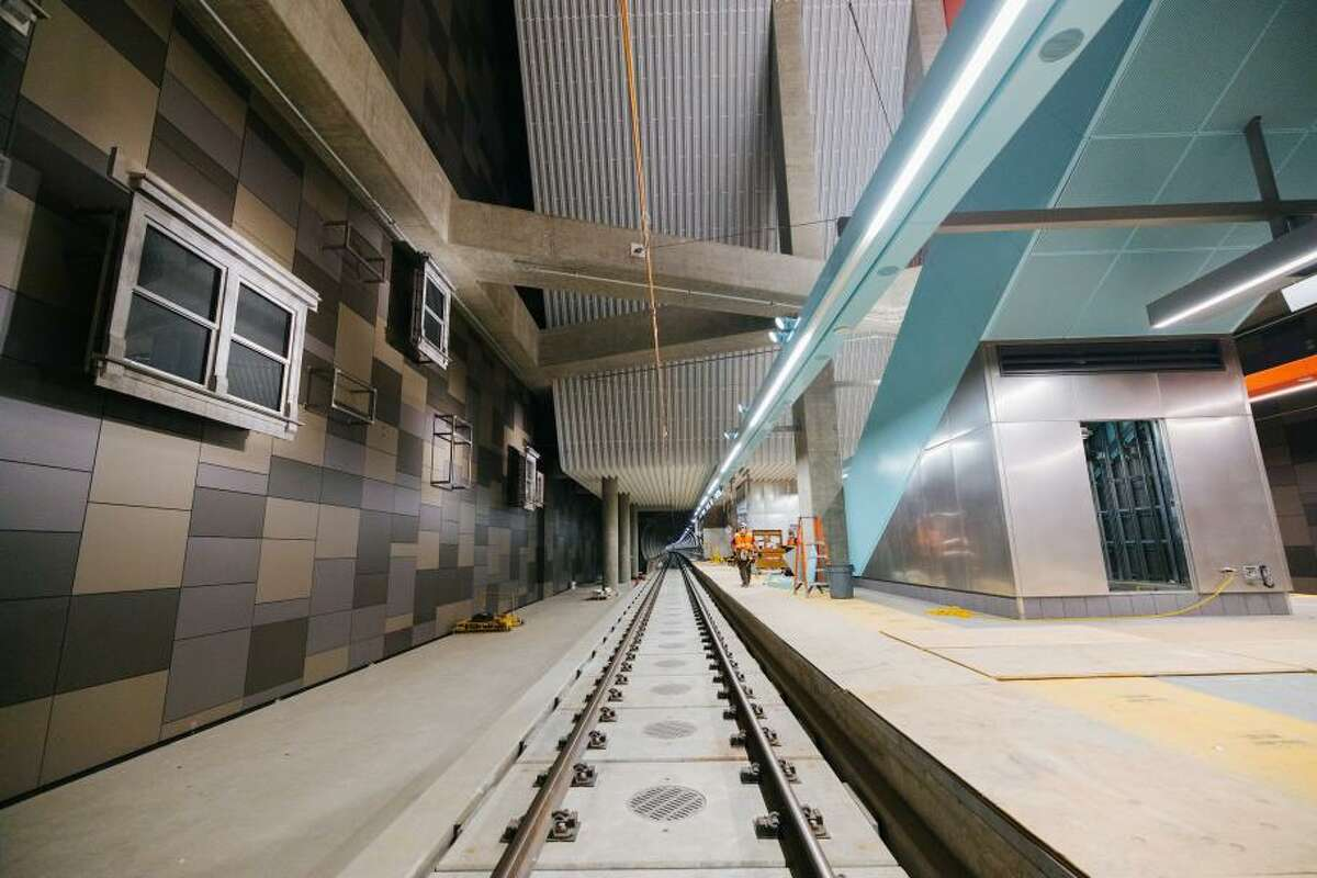 New U-District station set to open this fall.