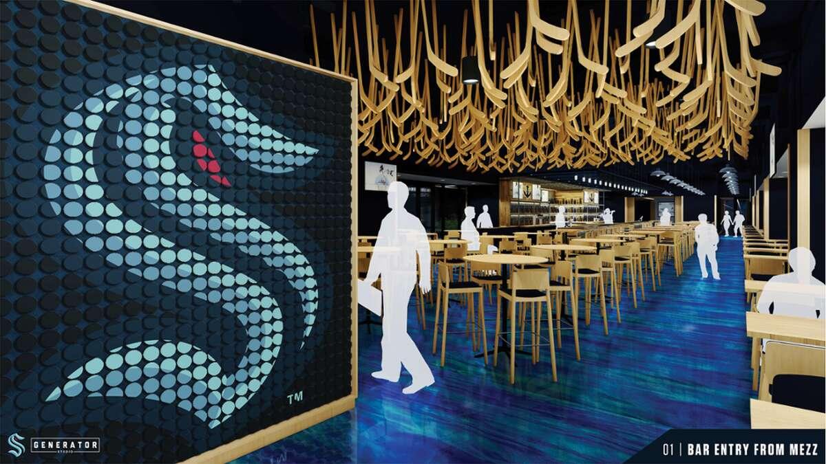 The legendary Seattle restaurateur will open the Kraken Bar & Grill.