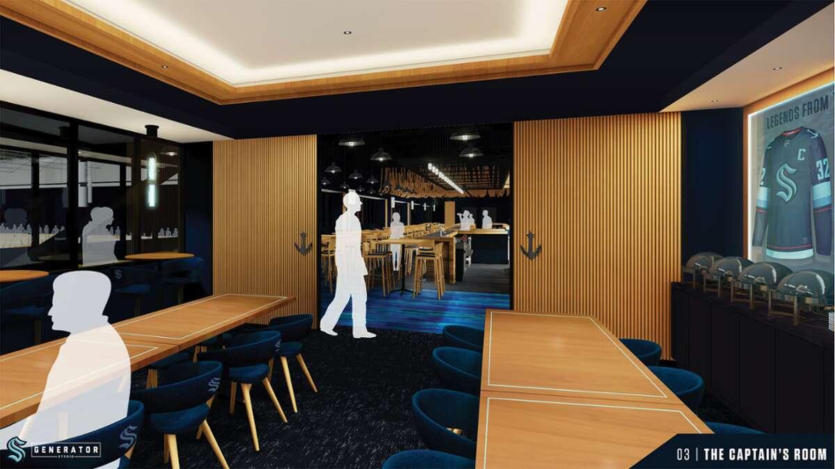 Legendary Seattle restauranteur to open Kraken Bar & Grill.