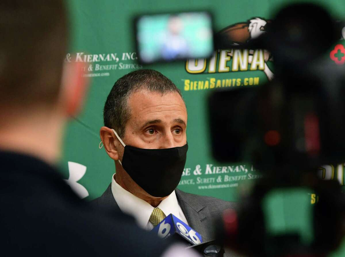 Siena women's basketball coach Jim Jabir said the decision could impact recruiting for smaller schools.