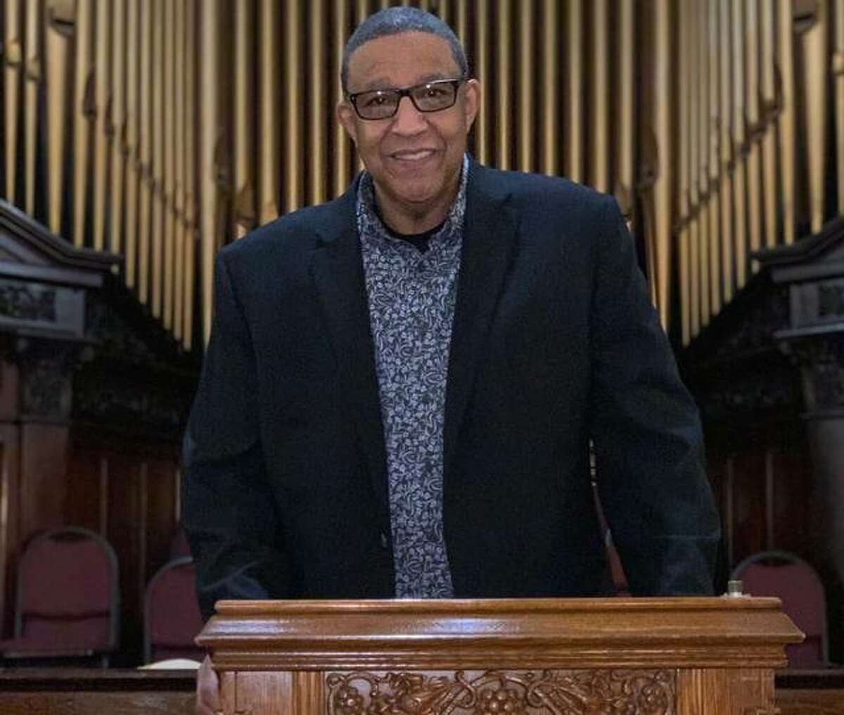 A retired Alton Police officer, David Goins has been pastor at Morning Star Missionary Baptist Church in Alton since 2001. On May 12 he becomes mayor of Alton.