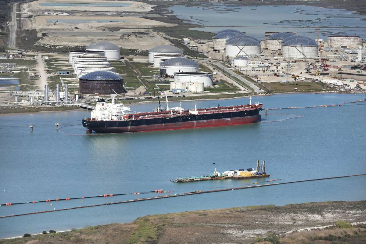 After a 55 percent surge in oil exports in2020, officials with the Port of Corpus Christi expect a calmer year but remain upbeat about the future of oil and natural gas.