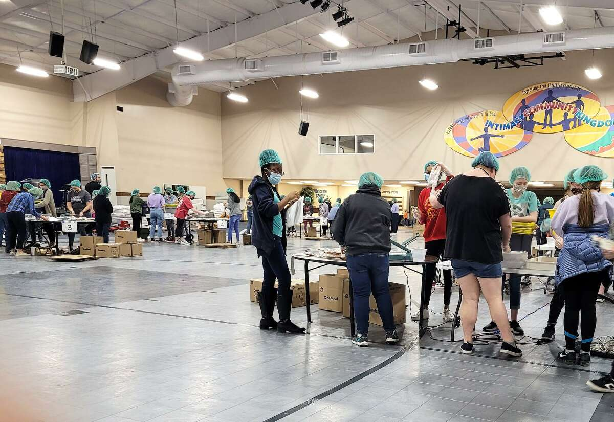 Cypress Assistance Ministries and Northwest Assistance Ministries both have hosted socially distant events and opportunities for the community during April.
