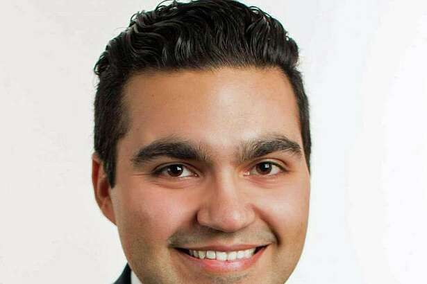 Nicholas Kapoor, a Democrat running for the 112th House seat representing Monroe and a portion of Newtown.