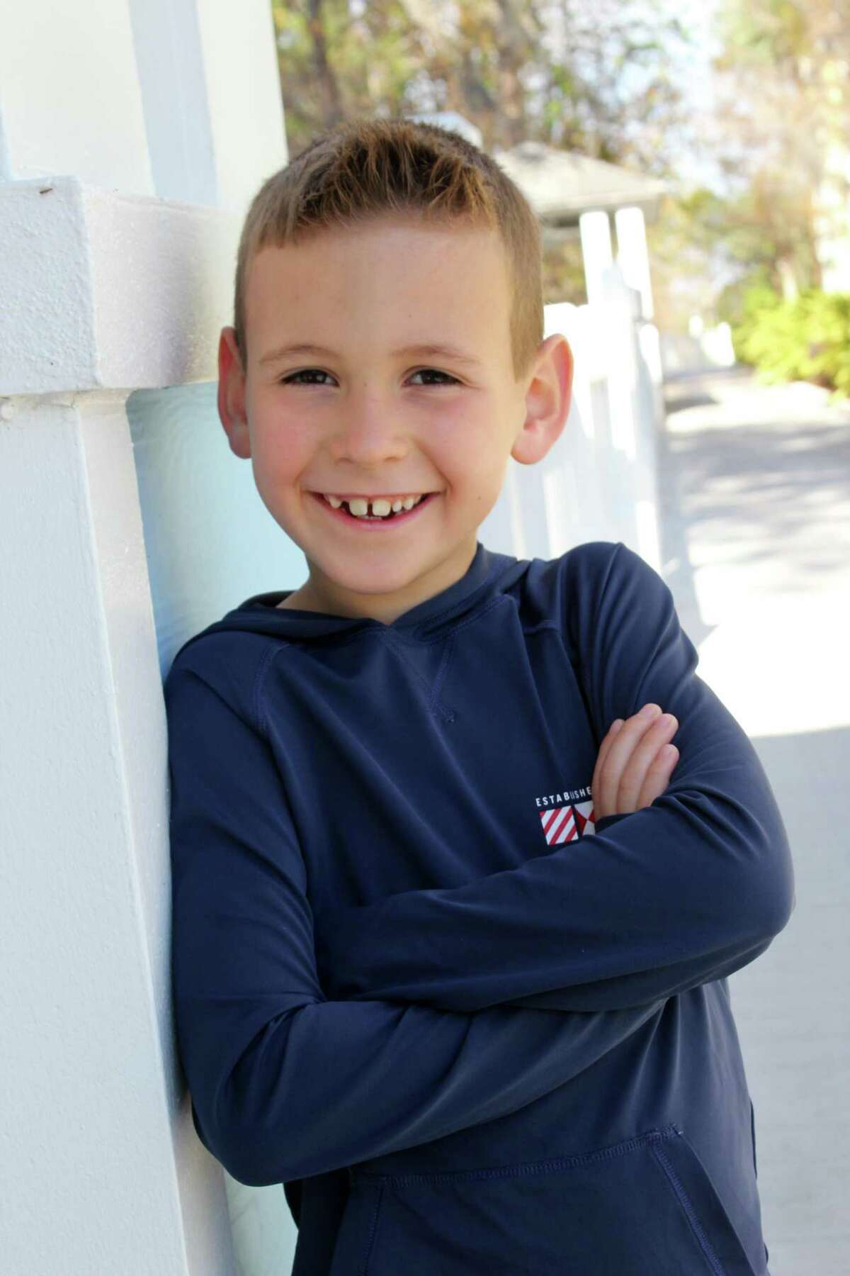 A bill known as Tristan's Law, named after the late Tristan Barhorst, would institute new safety requirements for ice cream trucks. Tristan, 10, of Wallingford, was struck and killed by a car after buying ice cream from an ice cream truck in Cheshire, Conn., on June 12, 2020. Tristan is seen here in 2017 during a family trip to Orlando, Fla.