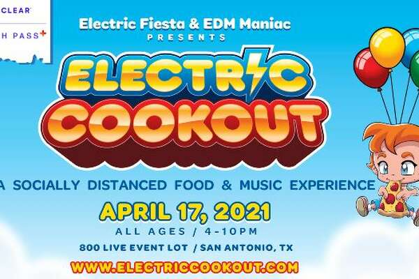 The team behind the EDM Drive-ins and pop-up shows is bringing the city a socially distanced food and music experience from 4 to 10 p.m. on Saturday, April 17 in the parking lot at 800 Live.