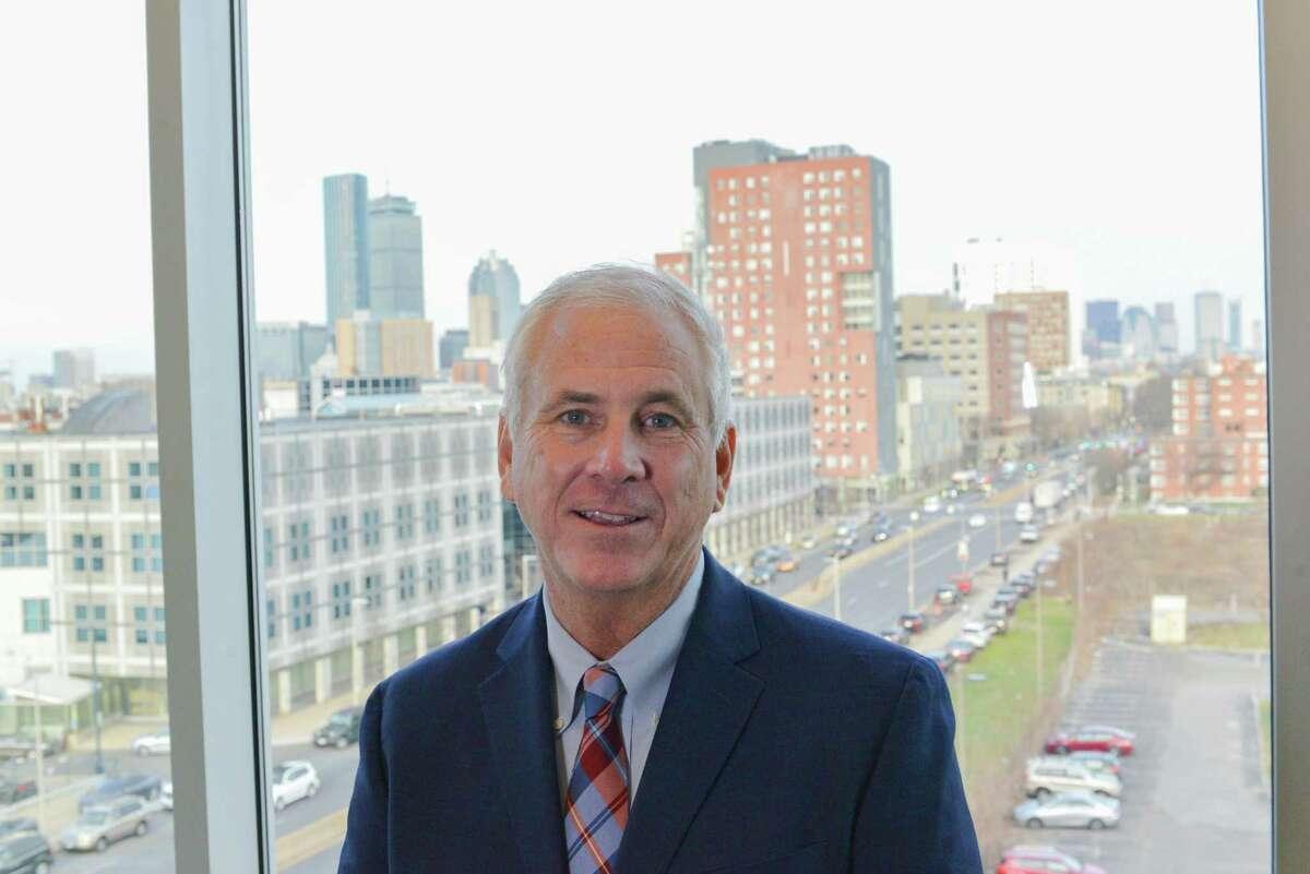 Eversource CEO Joseph Nolan.