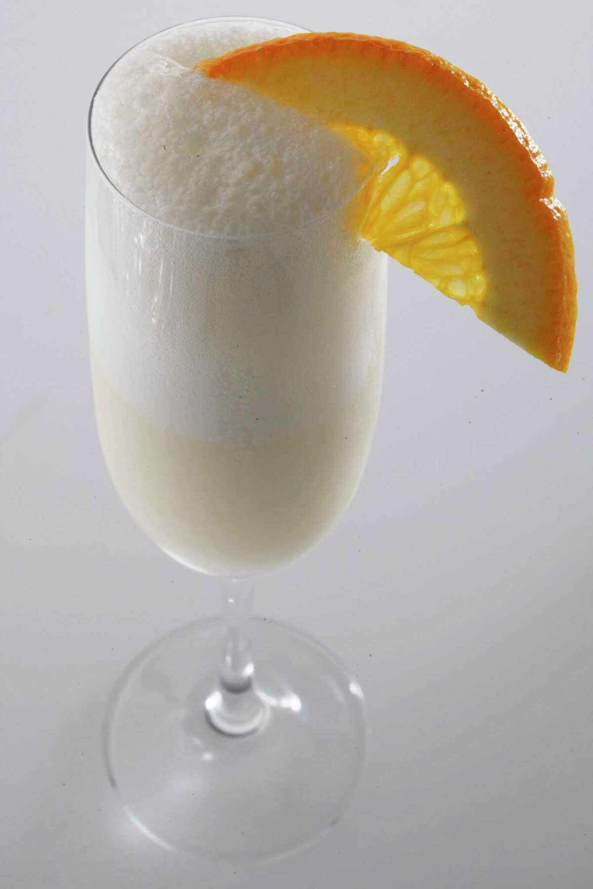 A Ramos Gin Fizz is one of the 10 essential cocktails everyone who entertains should know how to make.