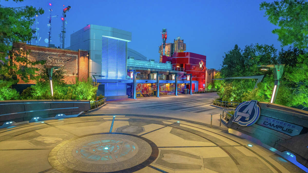 Avengers Campus is opening June 4, 2021, at Disney California Adventure Park.