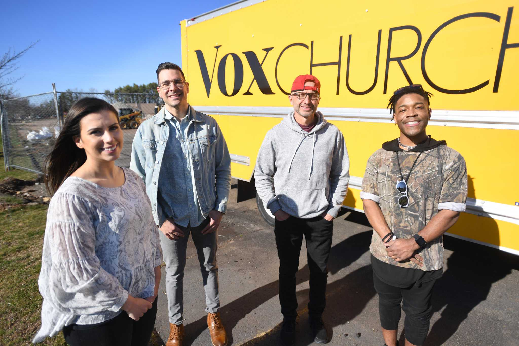 Vox Church will send its message from its new 27,000-square-foot 'anchor' home in Branford