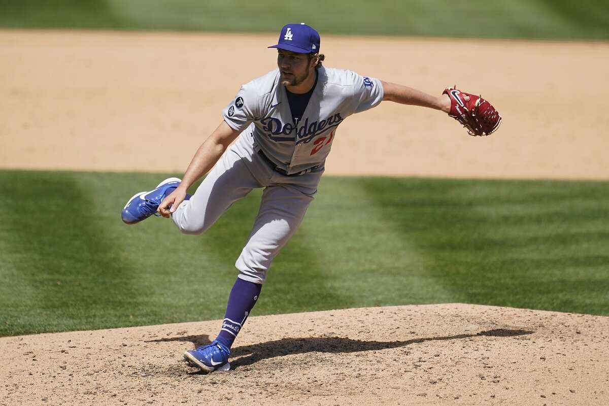 Dodgers manager Dave Roberts say MLB appears to be paying special attention pitcher Trevor Bauer.