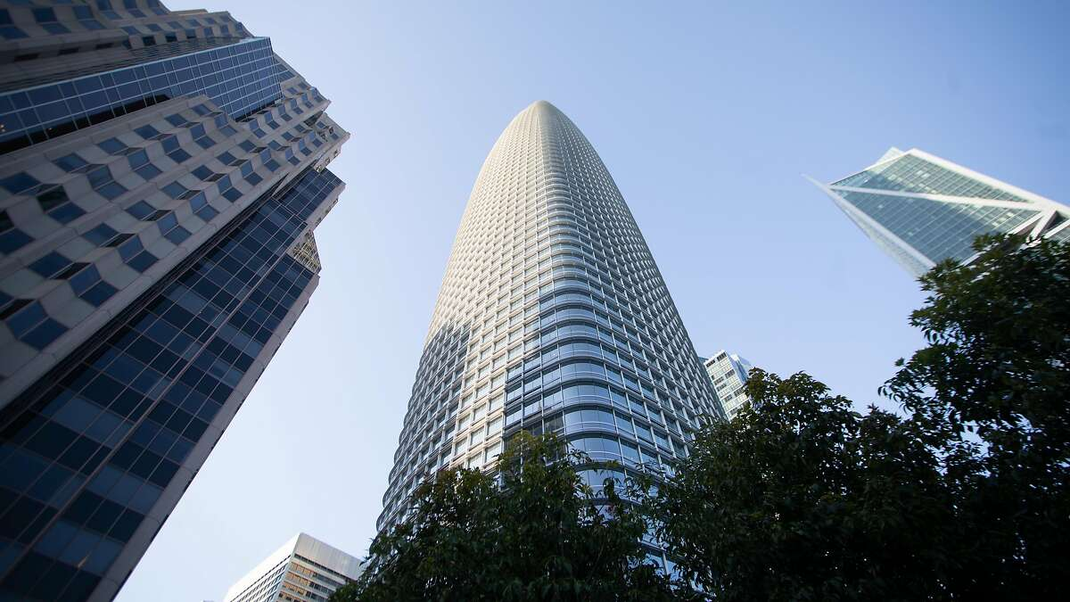 Salesforce plans to reopen its Salesforce Tower offices in mid-May.