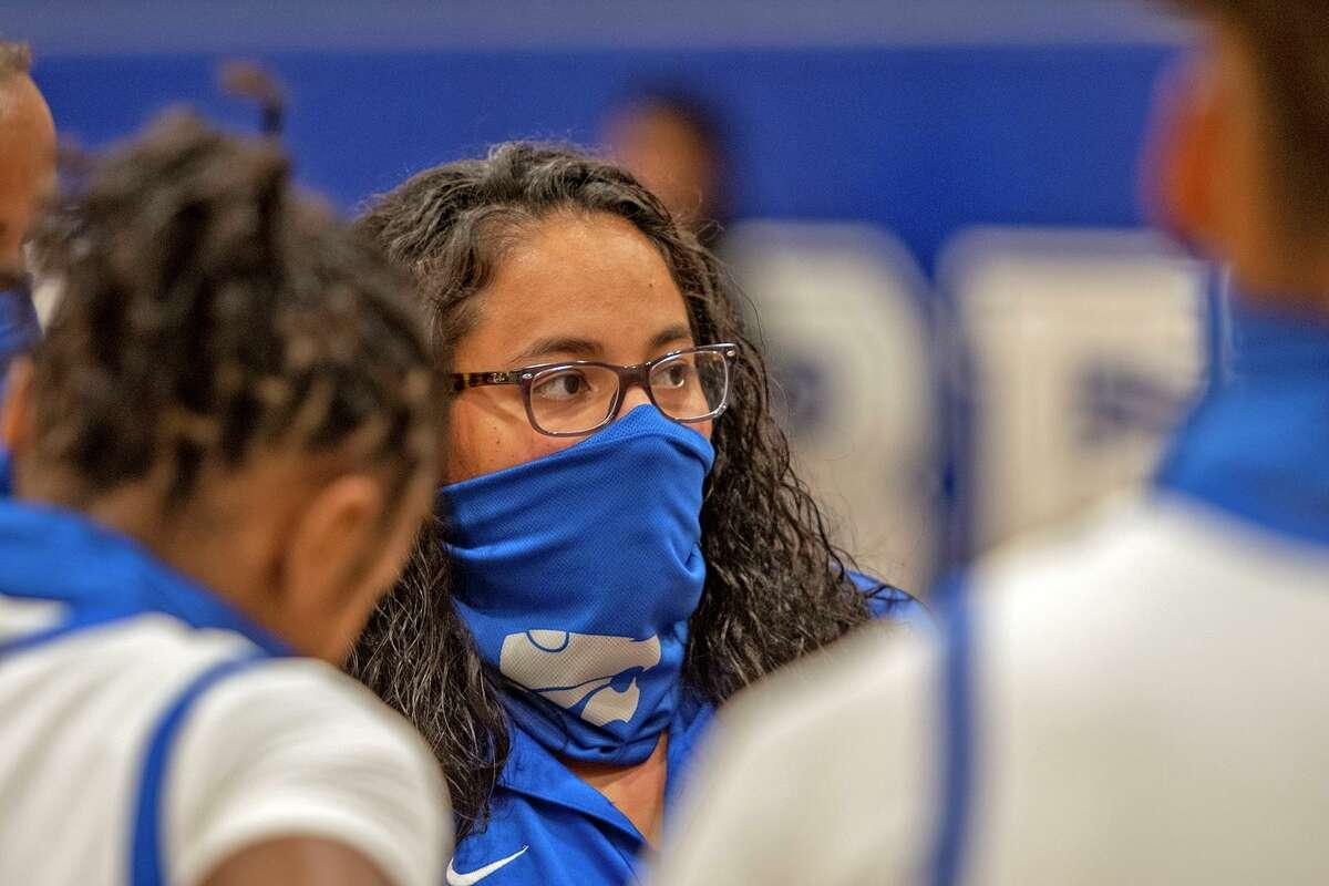 Cypress Creek High School Head Coach Jennifer Alexander was named the District 17-6A girls' basketball Coach of the Year.