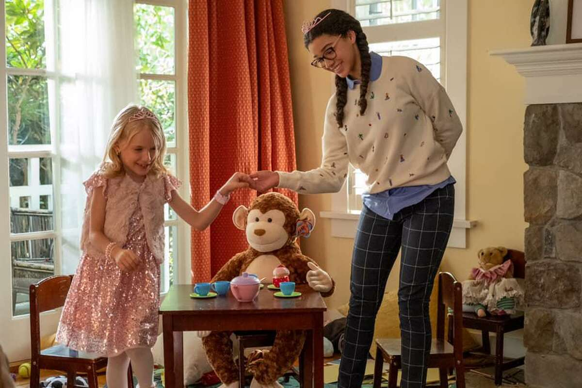 """Pearland native Kai Shappley, who is transgender, plays a transgender character on the Netflix series """"The Babysitter's Club."""" Her family may be forced to leave Texas if two bills become law."""