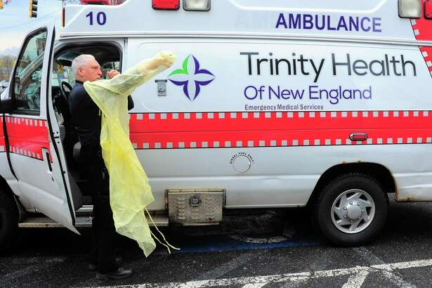 A Trinity Health Care EMT