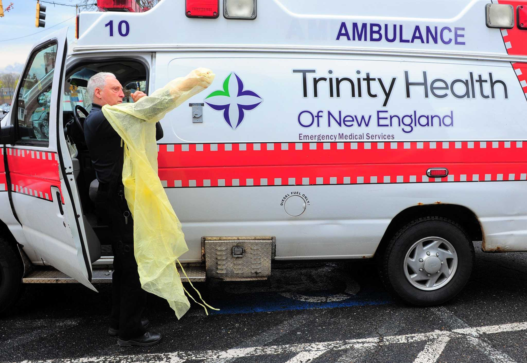 Trinity Health holds CT's first 24-hour COVID vaccine clinic