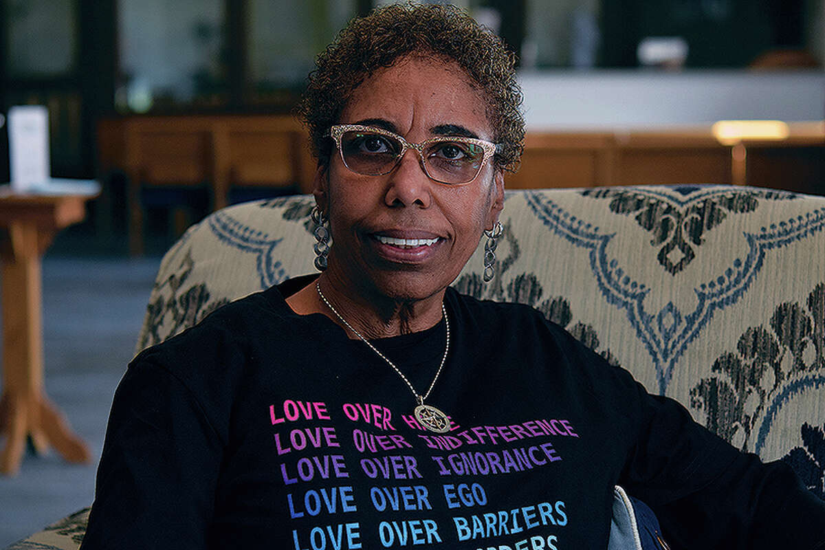 Long-time Jacksonville educator Doris Robinson is secretary of the Jacksonville branch of the NAACP.