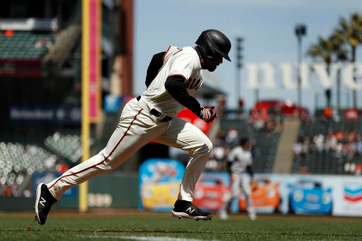 LaMonte Wade, Jr. and the Giants host the Reds at 6:45 p.m. Monday (NBCSBA+/104.5, 680).