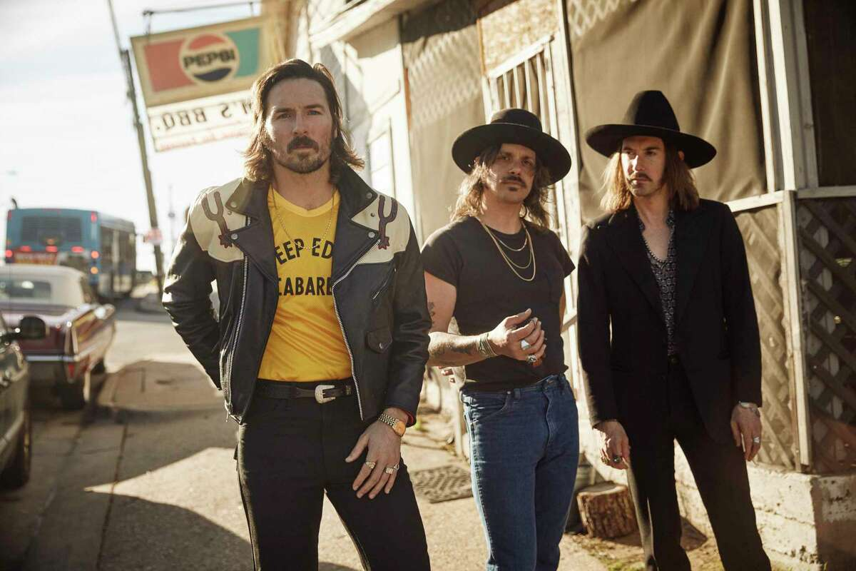 Texas country trio Midland's new album collects some of its oldest songs.