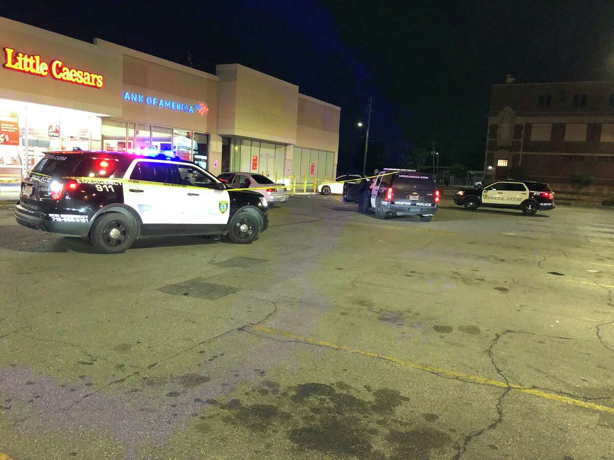 A 16 -year-old was hospitalized in critical condition Sunday following a shooting at 100 S. Wayside, police said.
