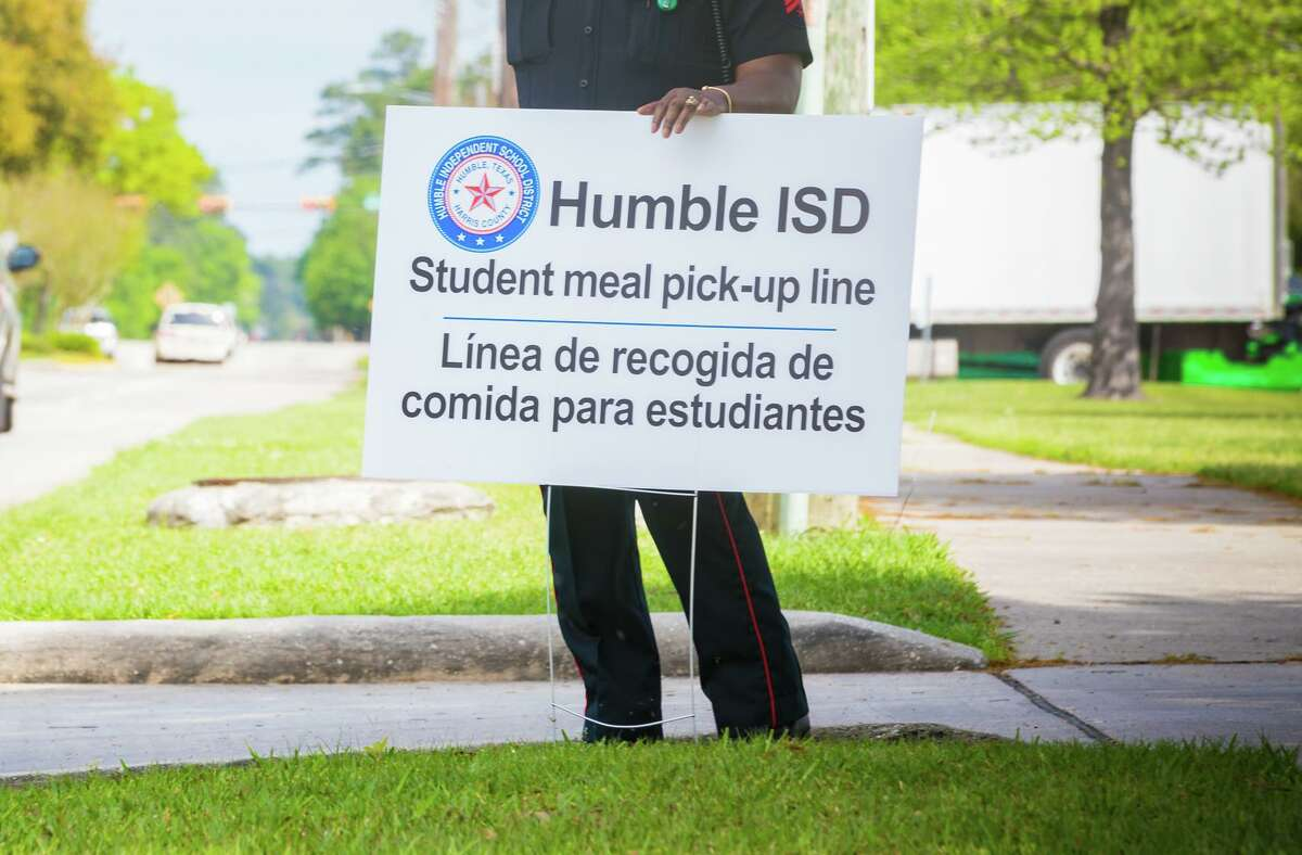 The district will be offering free lunches to children ages 1-18 and all Humble ISD students during the closure of schools.Families can pick up the free lunches by driving up or walking up to stations at Elm Grove Elementary, Oaks Elementary, Ridge Creek Elementary, River Pines Elementary, Humble Middle School and Ross Sterling Middle School.