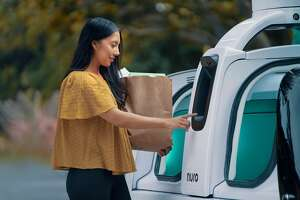 Nuro is bringing driverless deliveries to Houston.