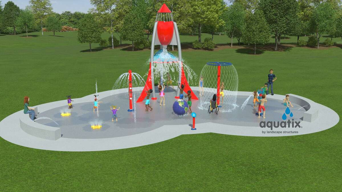 Plans are underway to build a splash pad at Holly Bay Park, 7102 Crenshaw in Pasadena. The project, which is awaiting final approval from City Council, would be the first splash pad at a city park on the city's south side.