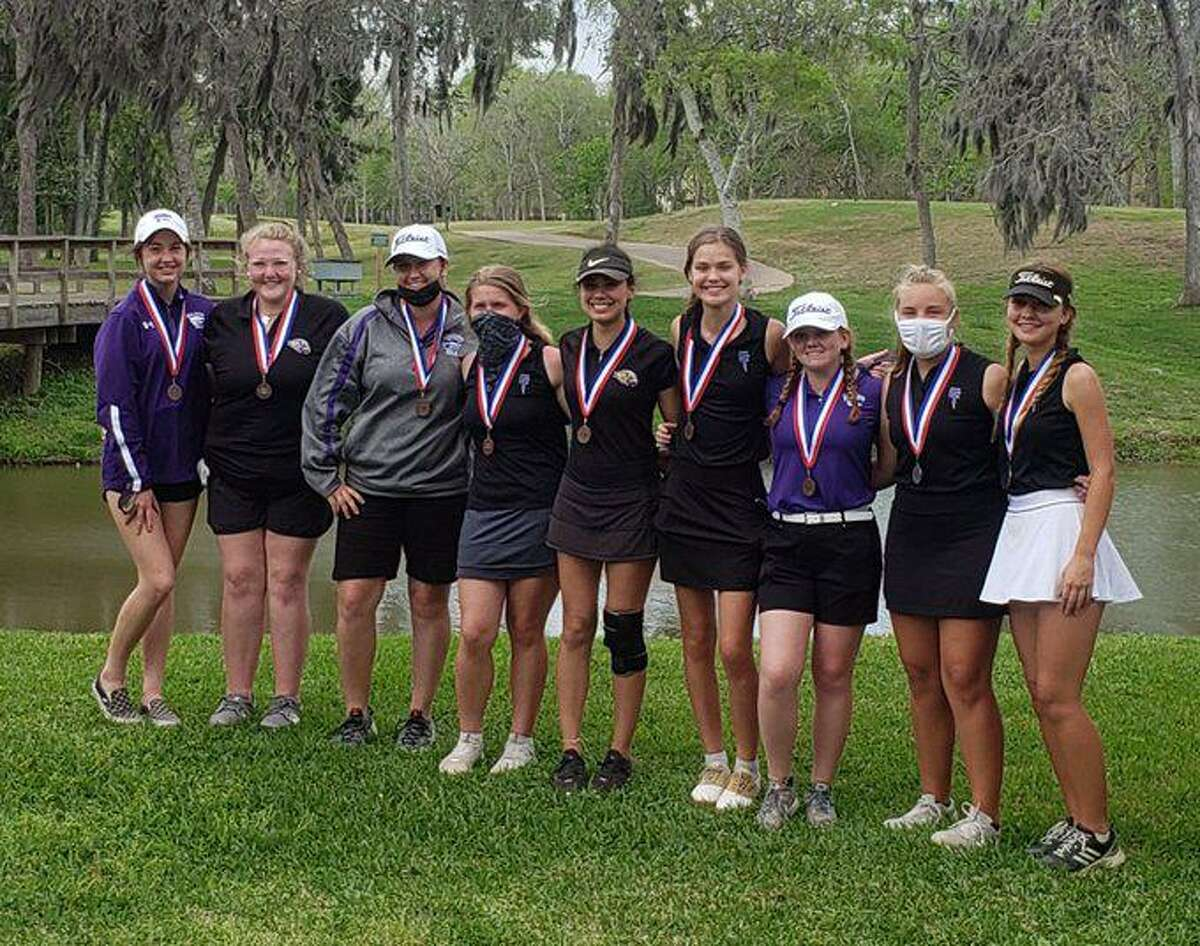 Lamar Consolidated ISD will be represented by team champion Fulshear and Foster individual medalists Samantha Vesey and Kiley Kizziah at the Region III-5A Tournament. The Chargers were represented by Emily Keeling, Tristan Gabbard, Tawny Ballinger, Sarah Schulte and Lian Chinn.