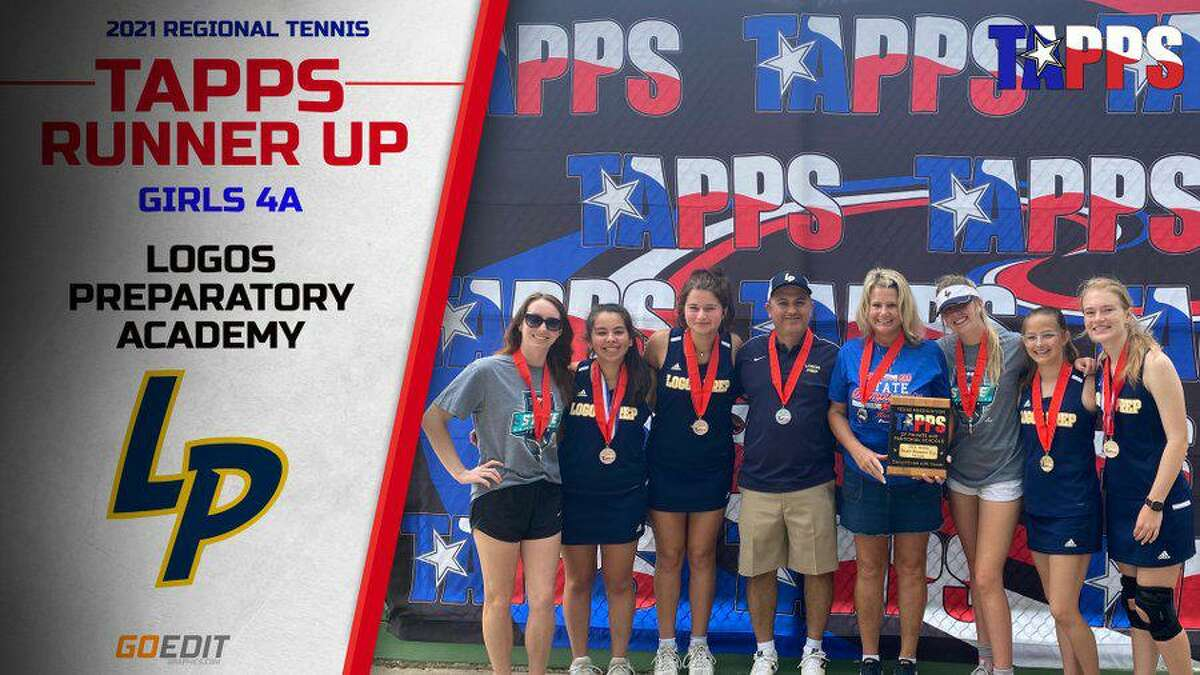 The Logos Preparatory Academy girls tennis team was the state runner-up in TAPPS 4A, led by a semifinal appearance from the doubles team of Hannah Gonzalez and Megan Caudle.