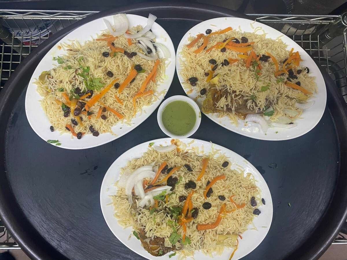 The Afghan Village serves authentic Afghan food including kababs, karhais and palaus.