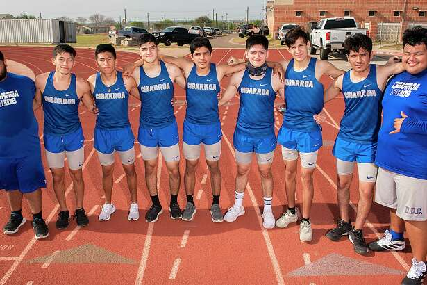 Cigarroa placed second at the District 30-5A meet last week.