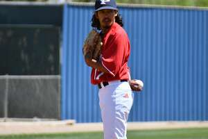 Sebastian Alcala went the distance on the mound, striking out five during Plainview's 10-1 win over Amarillo Tascosa on Saturday.