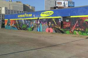 Murals completed by RiseUpCT's CT Mural Project.