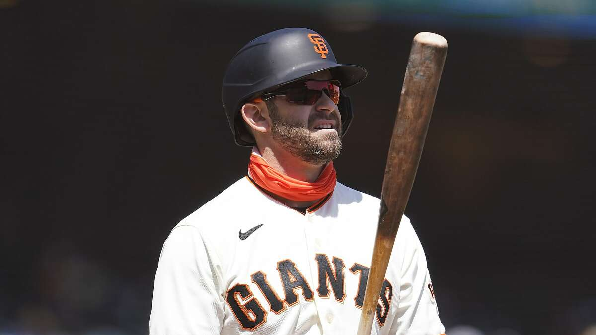 Evan Longoria and the Giants host the Reds at 6:45 p.m. Tuesday (NBCSBA, ESPN/104.5, 680).