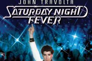 """So exactly who did buy Tony Manero's (John Travolta) iconic white leisure suit from """"Saturday Night Fever,"""" and then make a 72 percent profit when selling it years later?"""