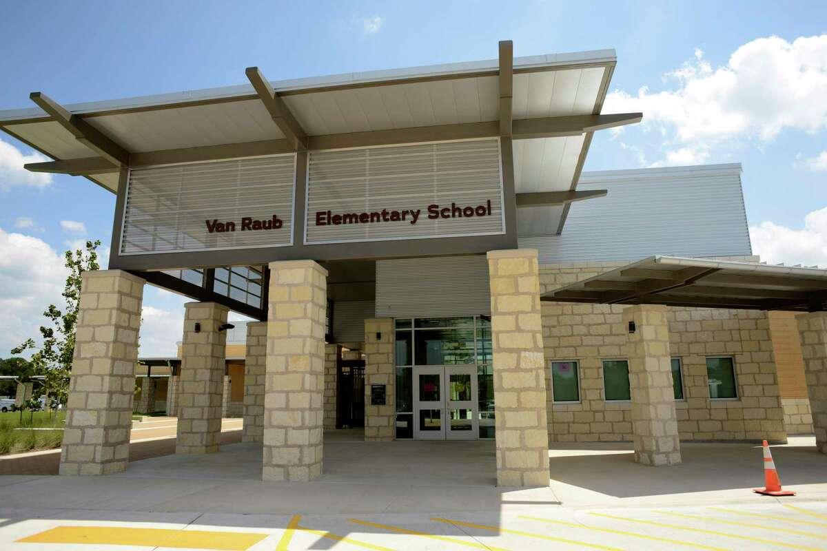 Van Raub Elementary school, the newest in the Boerne ISD system, is in Fair Oaks Ranch.