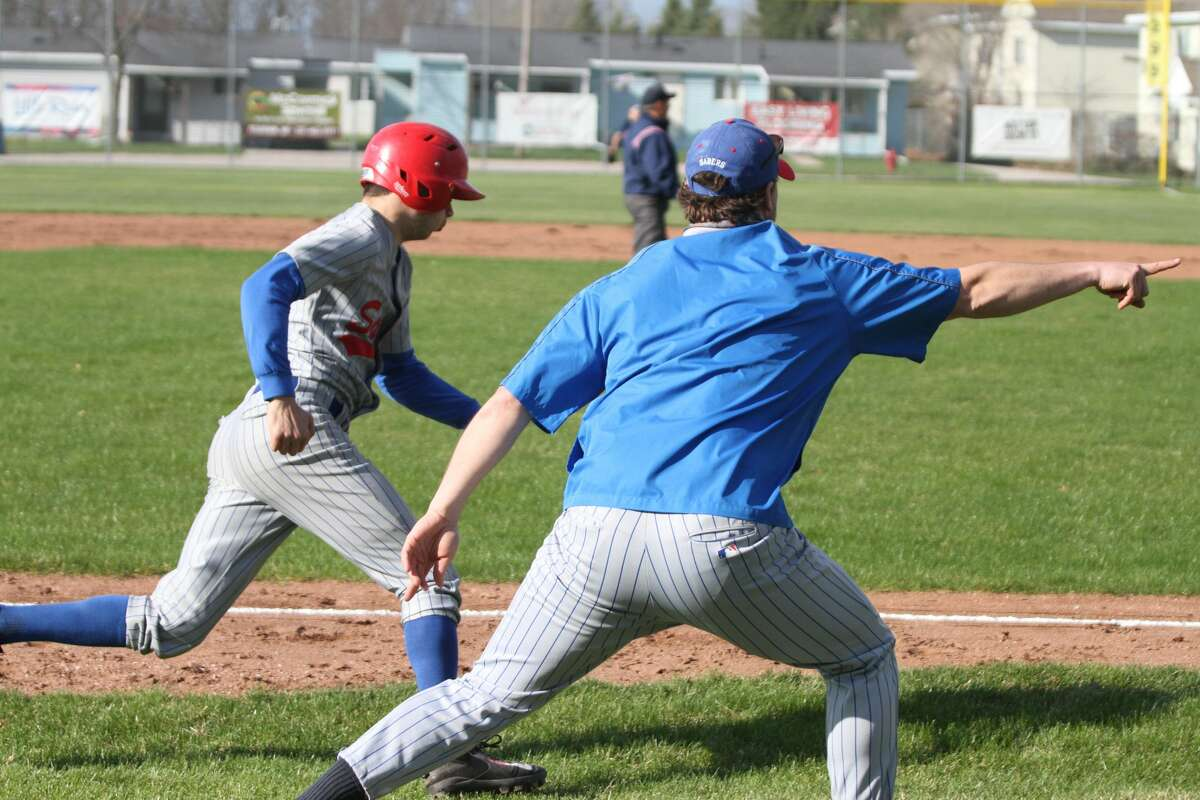 Manistee Catholic Central swept Brethren on Monday in a season-opening doubleheader at Rietz Park.