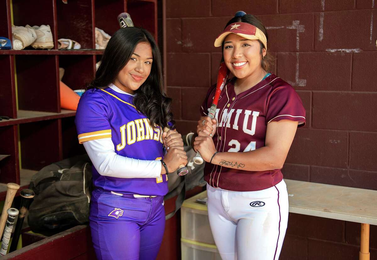 Marianna Gamboa is following in the footsteps of her older sister suiting up for LBJ, while Melanie Gamboa now starts at Texas A&M International University.