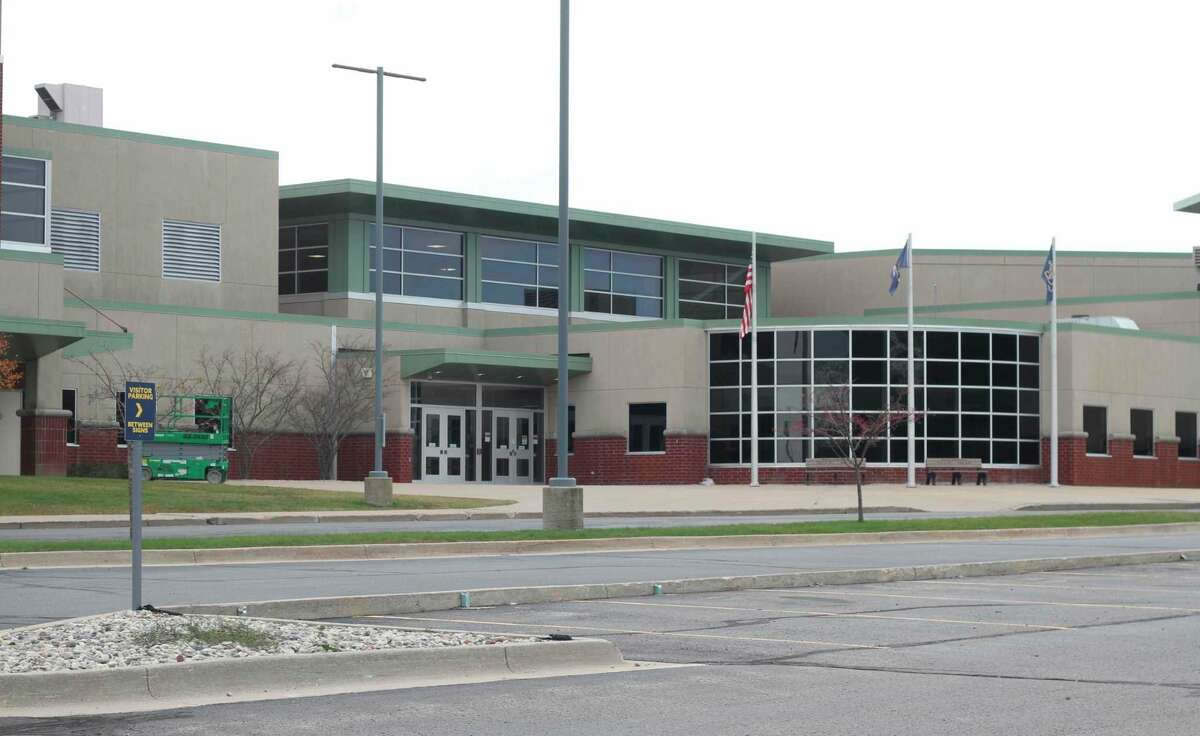 Two students at Manistee Middle High School reported either testing positive or showing symptoms for COVID-19, according to two emails sent out to Manistee Area Public Schools staff and families by superintendent Ron Stoneman on Monday. (File photo)