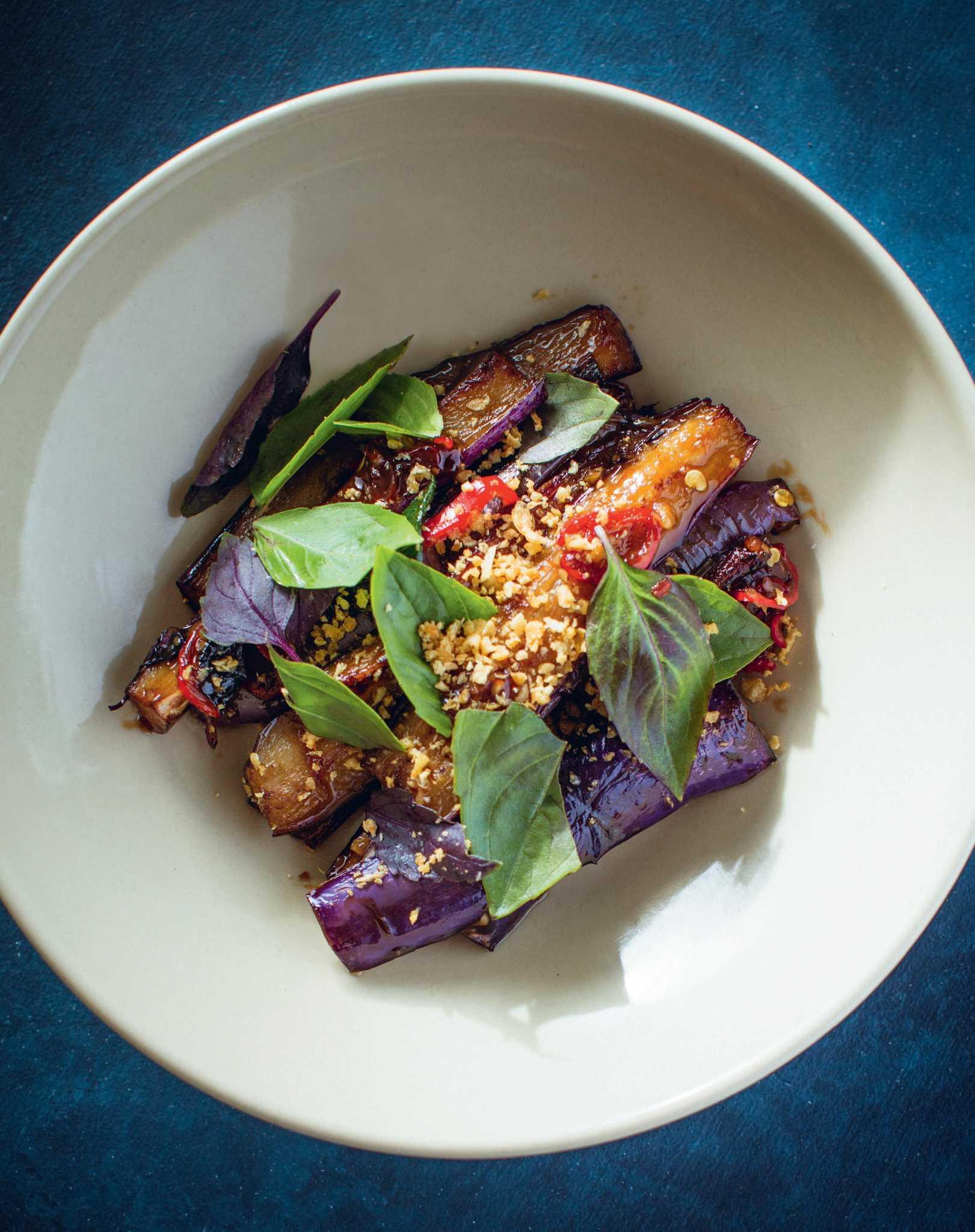 Recipe: Taiwanese-Style Eggplant
