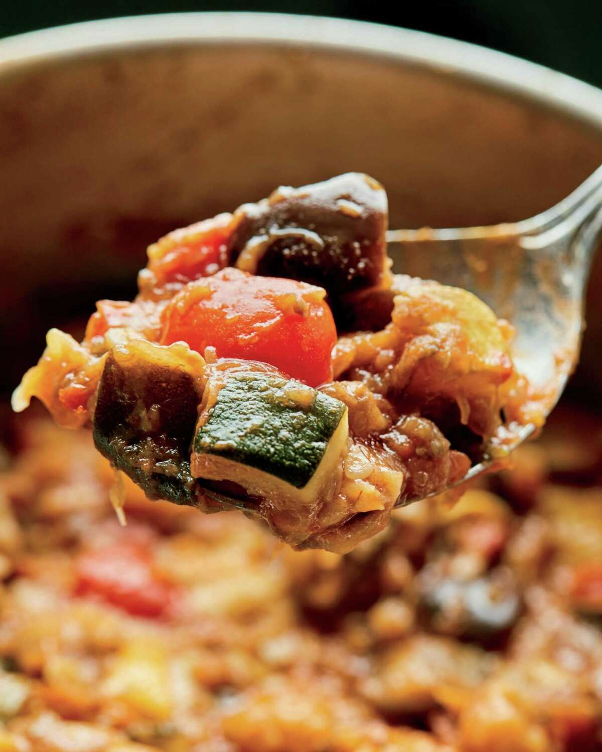 """The Real Ratatouille from """"Vegetable Simple"""" by Eric Ripert."""