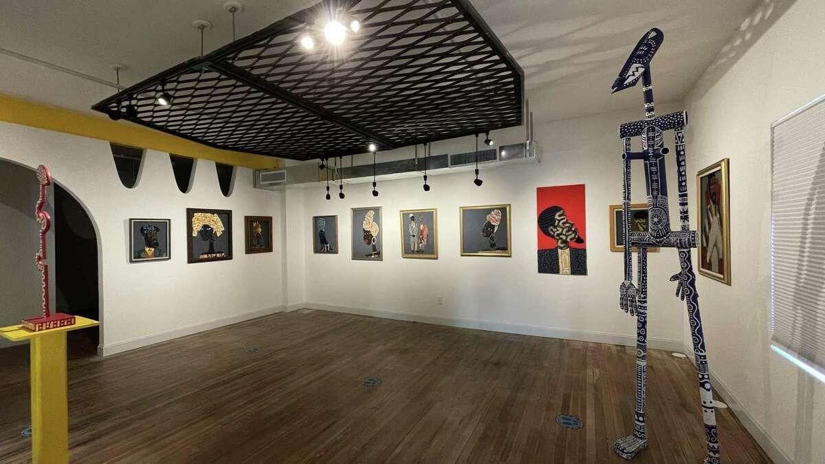 Ursa Gallery's show