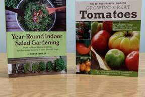 """For one of the best part of the summer, see """"You Bet Your Garden Guide to Growing Great Tomatoes"""" by Mike McGrath to set off on the path to creating great recipes, canning. Featuring heirloom tomatoes, advice and tomato lore, this book is perfect for tomato lovers. (Courtesy photo)"""