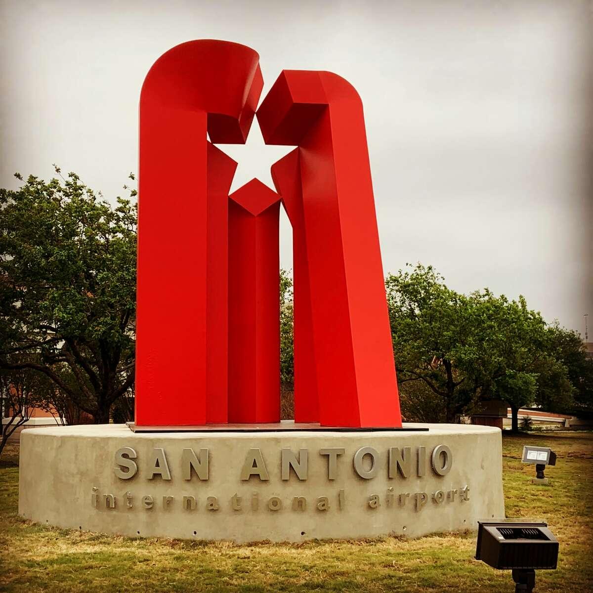 """Star of Texas (La Estrella de Texas)"" by Mexican artist Sebastian"