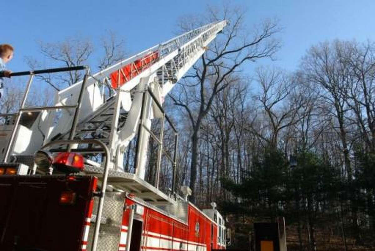 Wilton Fire Chief Jim Blanchfield was able to secure the purchase of a new ladder truck for the department to replace the 17-year-old laddet that is currently serving the town.