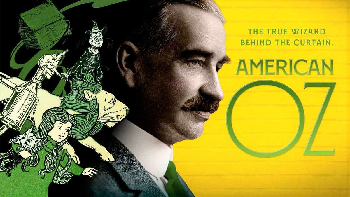 """A film written, directed, and produced by Middletown residents and Wesleyan University faculty Randall MacLowry and Tracy Heather Strain, """"American Oz,"""" explores the life and times of author L. Frank Baum, the creator of """"The Wonderful Wizard of Oz."""""""