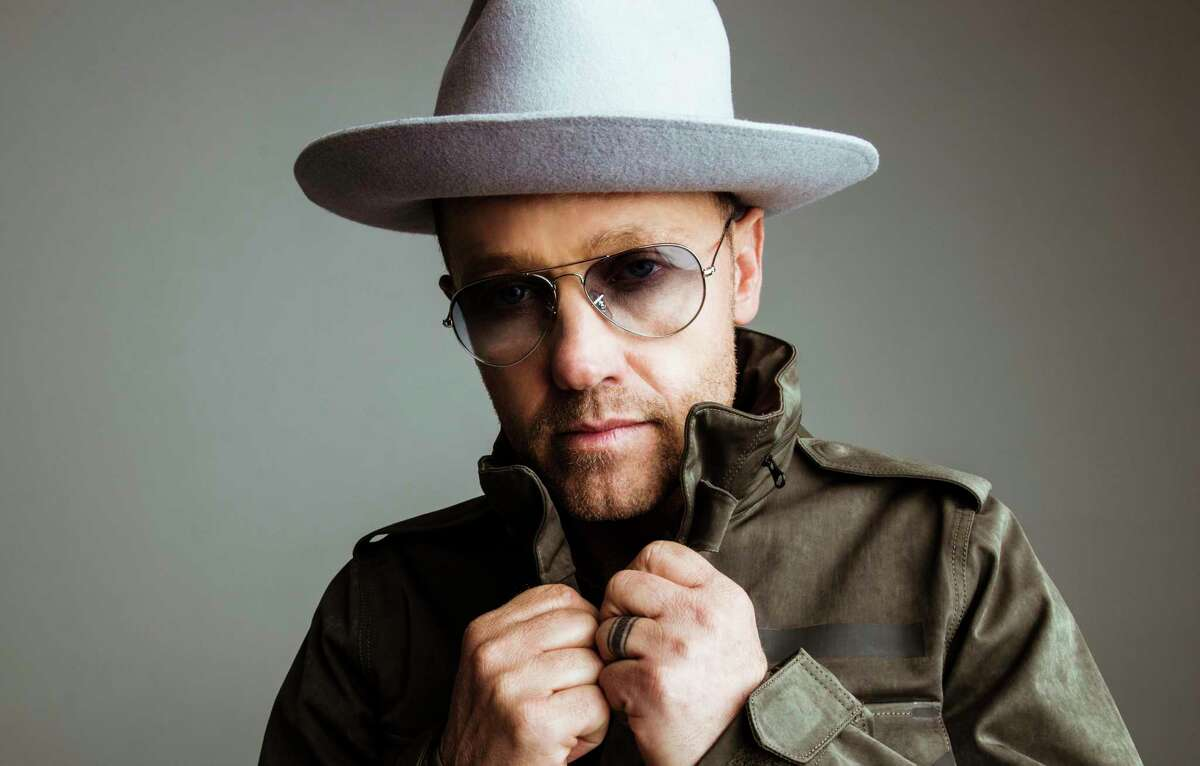 Christian hip hop recording artist TobyMac will perform at dusk on April 14 at the Showboat Drive-In Theater in Hockley.